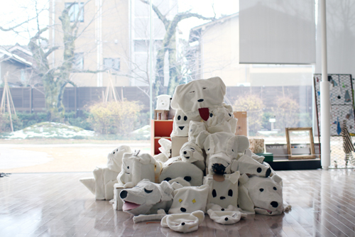 white-animals