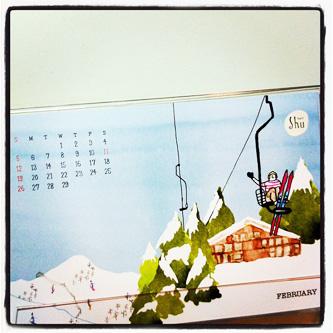 camiyama-calendar